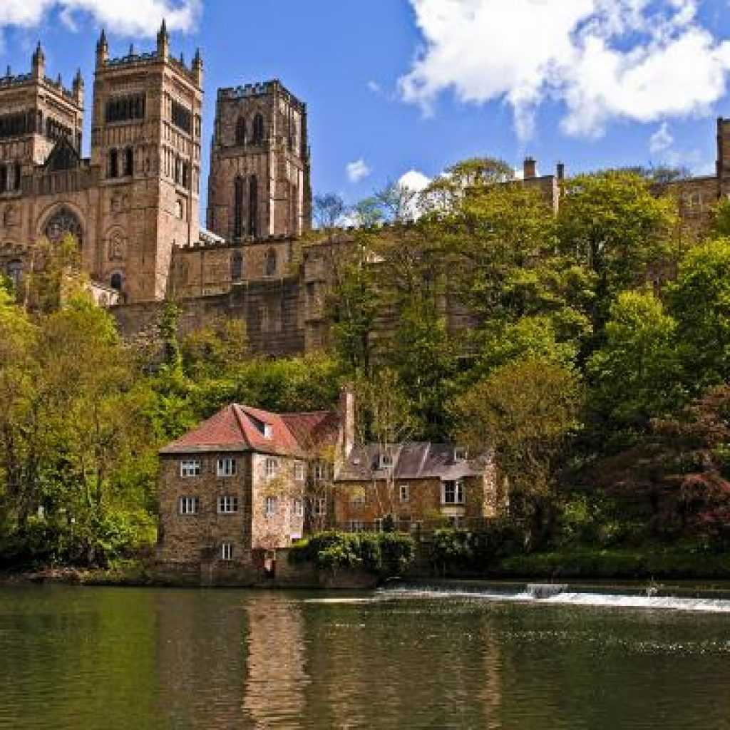 Durham Cathedral, a World Heritage Site